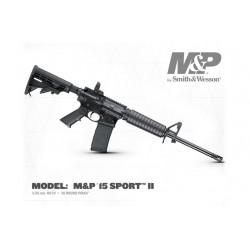 KARABIN S&W MP 15 SPORT II