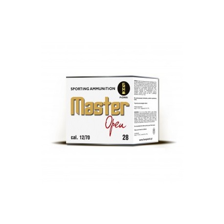 MASTER OPEN 28 g