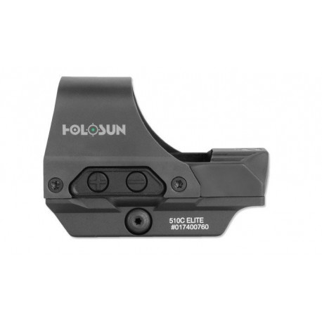 Kolimator HOLOSUN HE510C GREEN Elite Multi Reticle