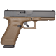 Pistolet GLOCk 17 gen.IV FDE