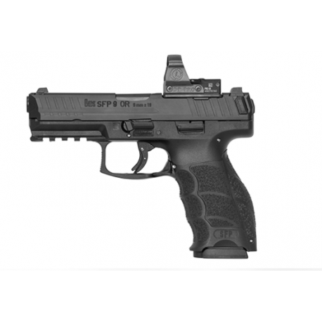 Pistolet H&K SFP 9 SF OR