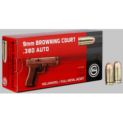 9mm Browning GECO FMJ