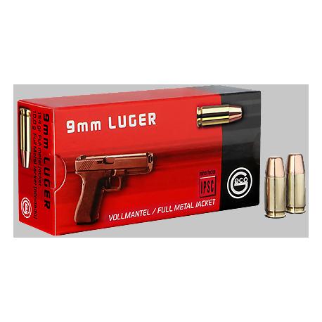 9 Luger GECO FMJ 10g