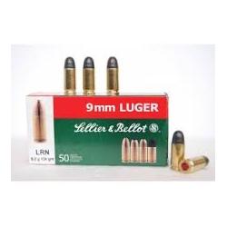 9 Luger S&B LRN 8g