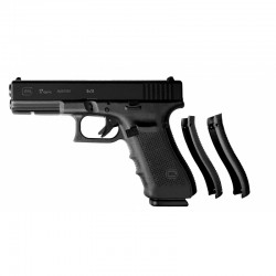 Pistolet GLOCk 17 gen. IV