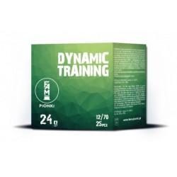 Amunicja sportowa  DYNAMIC TRAINING 24