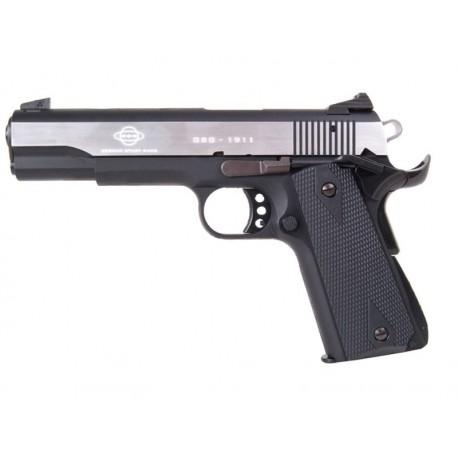 Pistolet GSG 1911 Stainless