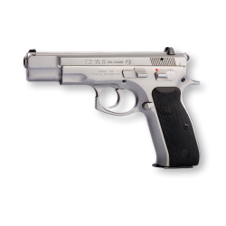 PISTOLET CZ 75B STAINLESS