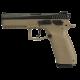 Pistolet CZ P-09 FDE Tritium