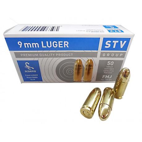 9x19 mm Luger STV Technology